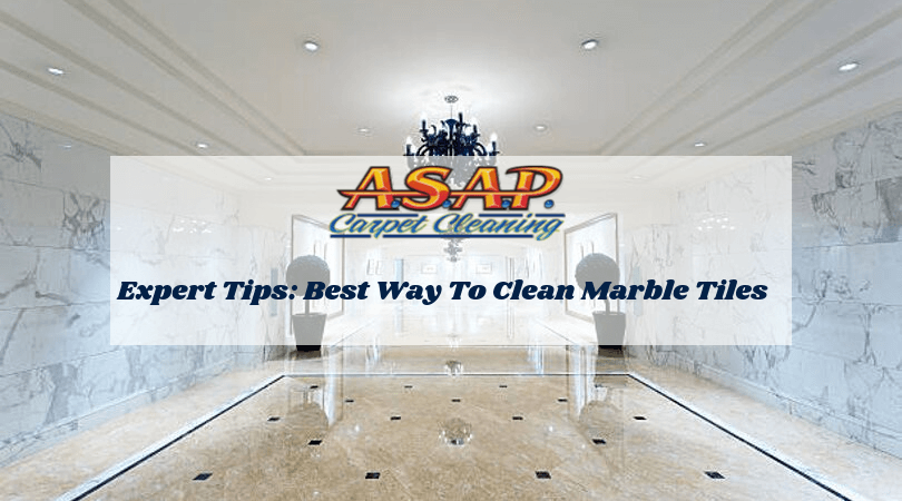 Experts Tips: Best Way To Clean Marble Tiles
