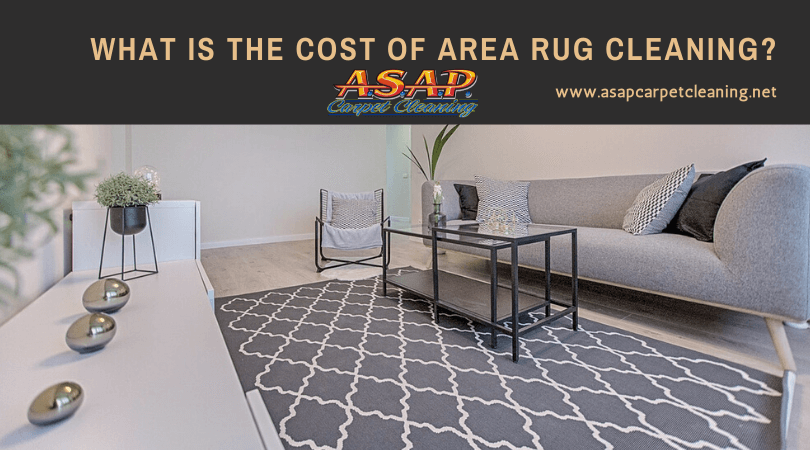 What Is The Cost of Area Rug Cleaning?