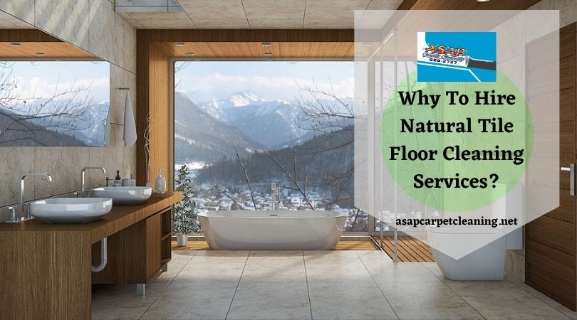 Natural Tile Floor Cleaning Modesto