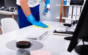 Checklist For Desk And Cubicles Cleaning