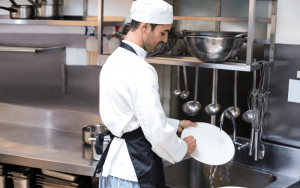 Checklist For Kitchen And Breakroom Cleaning