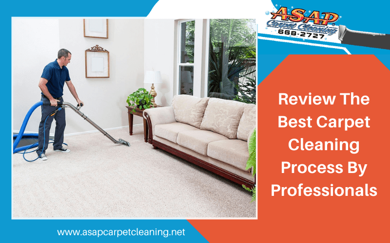 Review The Best Carpet Cleaning Process By Professionals