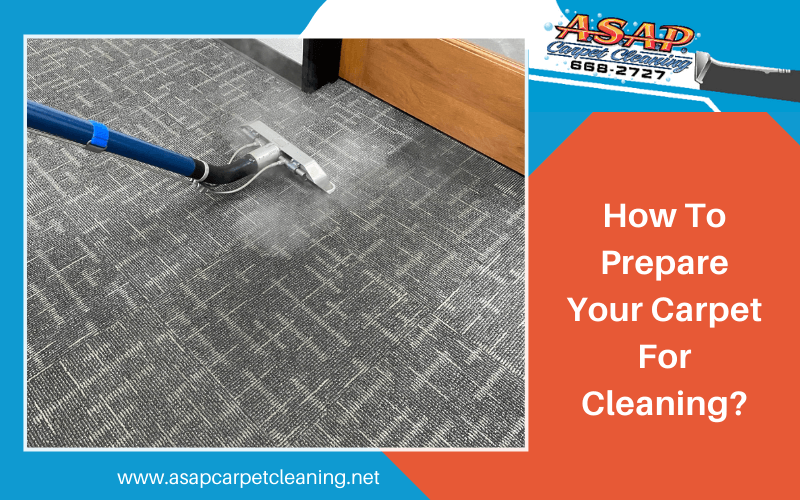 How To Prepare Your Carpet For Cleaning